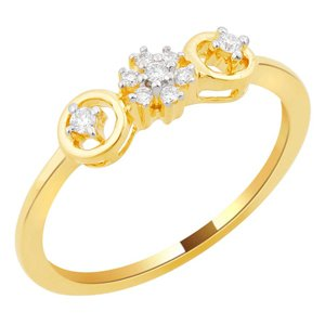D'damas Diamond Ladies Ring DDR02567