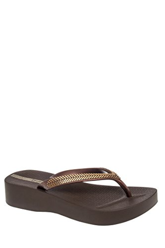 Laurel Casual Wedge Flip Flop