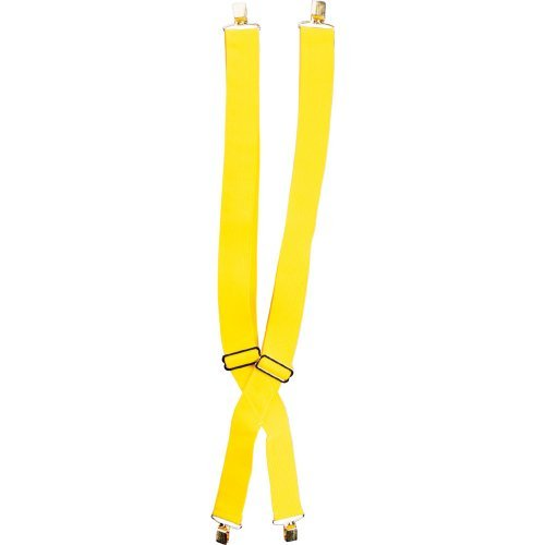 Rubie's Costume Co Clown Suspender-Yellow Costume