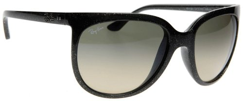 31IomO4o4BL Ray Ban Womens Rb4126 Cats 1000 Glitter Green Frame/Blue Gradient Yellow Lens Plastic Sunglasses