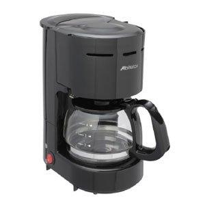 アビテラックス コーヒーメーカー ブラックAbitelax ACD36-K