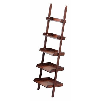 Sterling Industries 125 005 Vintage Library Ladder Etagere