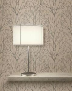 Fine Decor Delamere Forrest Effect Wallpaper - Cr from New A-Brend