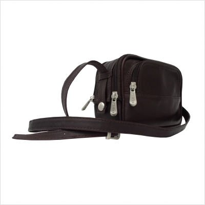 Adventurer Traveler's Camera Bag Color: Saddle