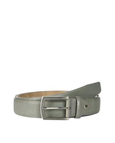 Ortiz & Reed Cinturón Piel Black Leather Belt Cuero