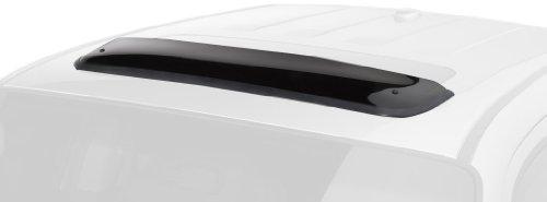 WeatherTech Custom Fit Sunroof Wind Deflectors for Volkswagen Beetle Dark Smoke