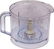 Braun 3210-652 Food Processor Clear Work Bowl, Universal