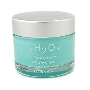 H2O+ Face Oasis Ultra Hydrator for Unisex, 1.7 Ounce