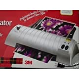 3M TL901COS Scotch Thermal Laminator with Bonus 20 Laminating Pouches Starter Kit