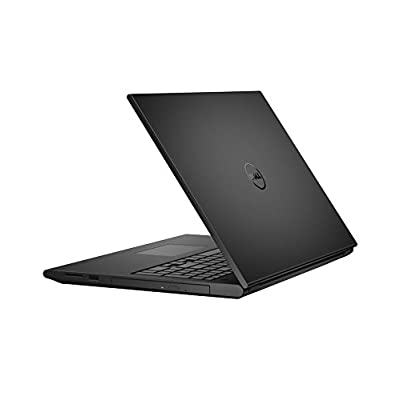 Dell Inspiron 3541 15.6-inch Laptop (E1-6010/4GB/500GB/Linux, Ubuntu/AMD Radeon R2 Graphics/with Bag), Black