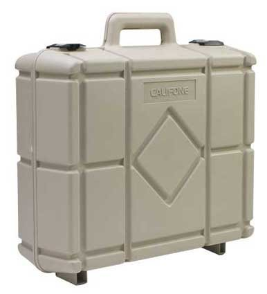Califone International 2001 Polyethelene Carry Case