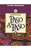 img - for Paso a Paso: Level 1, Practice Workbook book / textbook / text book