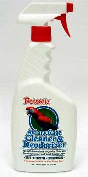 New Hight Quality Petastic Cage And Aviary Cleaner And Deodorizer 24oz Trigger Spray