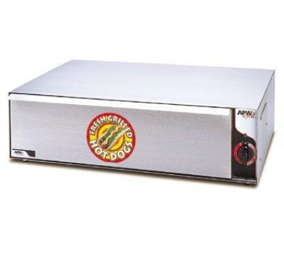 APW Wyott BW-31 One Drawer Roll Warmer, 72 Bun Capacity, Stainless, Export 220 V, Each
