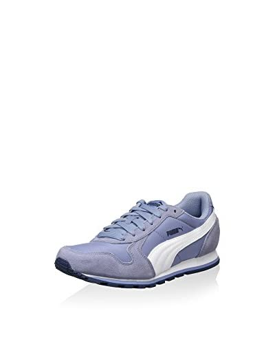 Puma Sneaker Trax Core graublau