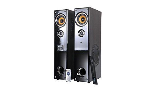Intex Computer M/M Tower Speaker IT 11500 SUF available at Amazon for Rs.6327