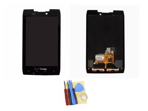 Black Lcd Touch Screen Digitizer Full Assembly For Motorola Droid Razr Xt910 Xt912 Verizon With Free Tools