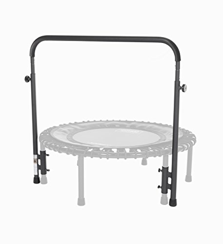Jumpsport Handle Bar For Trampolines: Upper Bounce Hexagonal Fitness Mini Trampoline With