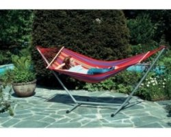 Amazonas, Stand And Hammock, Jet Set, Complete set comprising of the hammock Aruba and Sumo