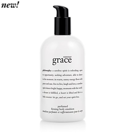 'summer grace 16.0 oz perfumed firming body emulsion for Women
