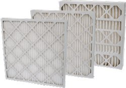 16 x 24 x 1 MERV 13 Pleated Filters - 6 Pack 25x29x1 merv 12 ac furnace filters qty 6