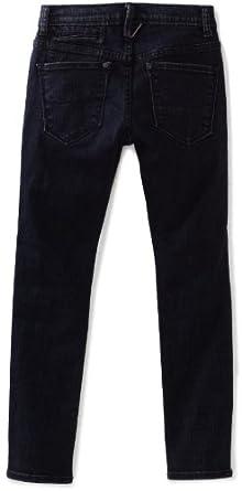 !iT Big Boys' Skater Skinny Jeans, Dark Ink, 18