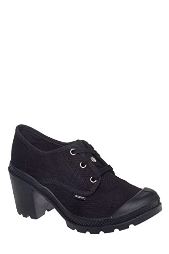 Pampa Oxford Casual High Heel