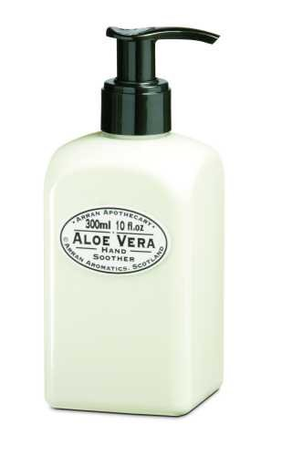 Arran Aromatics Apothecary Aloe Vera Hand Soother 300ml