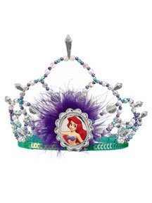 Original Disneys Licensed The Little Mermaid Costume Tiara
