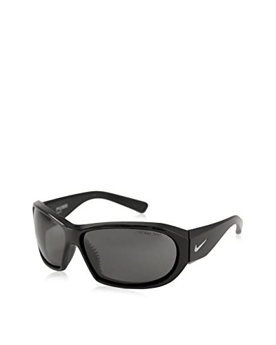 Nike Men's Fuse Sunglasses, Gloss Black/Gray