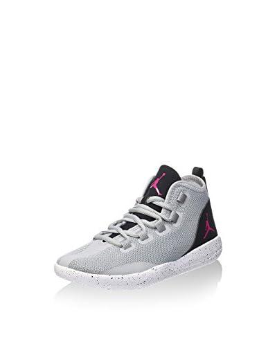 Nike Zapatillas abotinadas Jr Jordan Reveal Gg Gris