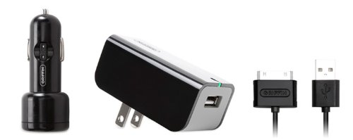 Griffin Car Charger: Best Griffin PowerDuo Home/Car Charger For IPod And IPhone