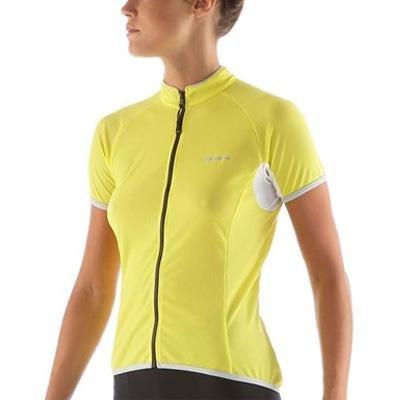 Buy Low Price Giordana 2011 Women's Fusion Short Sleeve Cycling Jersey – Yellow – GI-WSSJ-FUSI-YELL (B001NM0RM0)