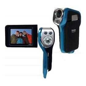 8.1MP Digital Camcorder Water Resistant Up To 10 Ft Hi Def