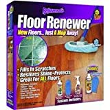 For Life Products RJ16FLOKIT Rejuvenate Complete Home Renew System Wood finish Restorer - As Seen On TV