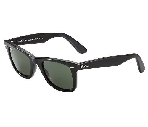 Black Frame Ray Ban Sunglasses : Buy! Ray-ban Original Wayfarer RB2140 Sunglasses Black ...