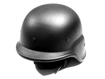 BBTac - Kevlar Helmet Black from BBTac