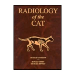 Radiology Of The Cat [Hardcover]