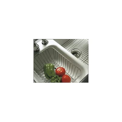 Corian 850 custom fit stainless steel sink for Corian sink accessories