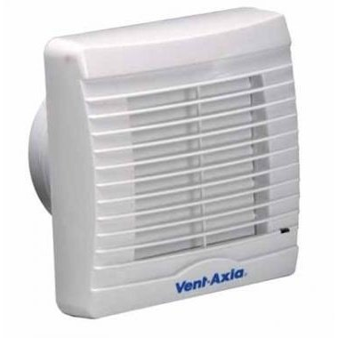 Vent Axia VA100XP Extractor Fan with Pullcord, Shutters