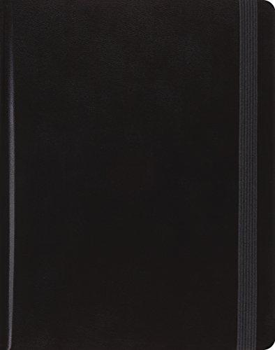 Single Column Journaling Bible Black