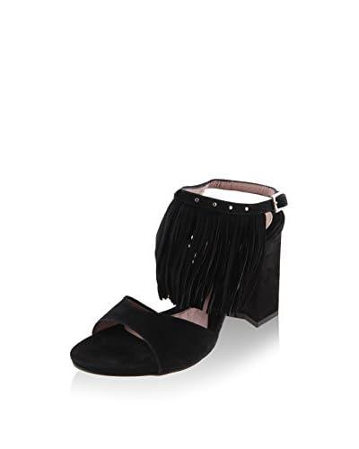 SIENNA Sandalo Con Tacco Nero EU 37