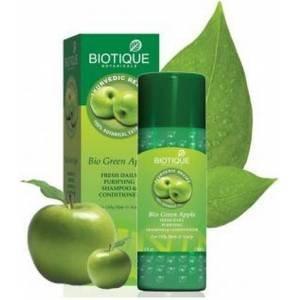 BIO GREEN APPLE Fresh Daily Purifying Shampoo & Conditioner 1100 ML
