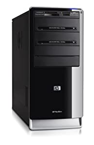 HP Pavilion A6110N Desktop PC (AMD Athlon 64 Processor, 2 GB RAM, 320 GB Hard Drive, Vista Premium)