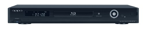 OPPO BDP-80 Blu-ray Disc Player with SACD and DVD-Audio (Black)