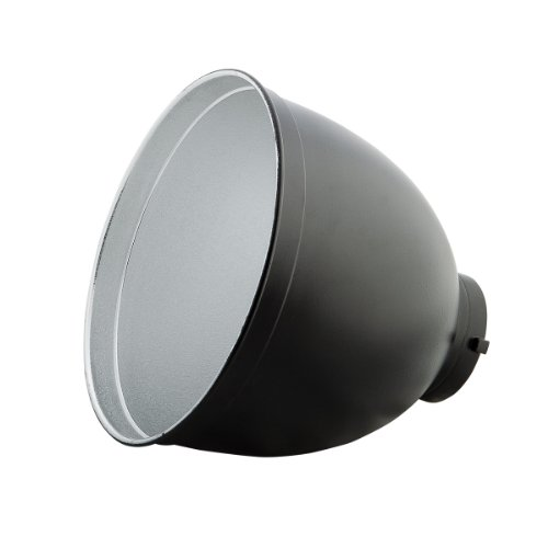 PhotoSEL FRH65 High Performance Reflector - 65 Degrees, 25.5cm Diameter, S Type Mount For PhotoSEL / Bowens Studio Flash
