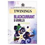 Twinings Blackcurrant And Vanilla 20 Teabags 40G