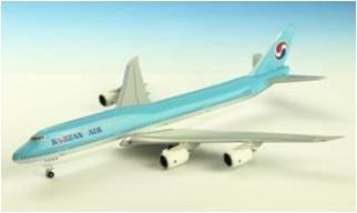 no-hogan-1-500-b747-8-korean-air-ground-attitude-stand-japan-import