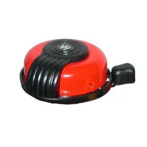 Kettler Bell Red Metal Bell