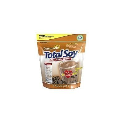 Total Soy-Naturade Soy Meal Replacement New Formula Chocolate Flavor 59.58Oz